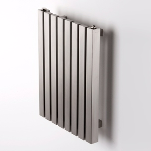 Radiator Hot Square 8-5050 rustfrit stål