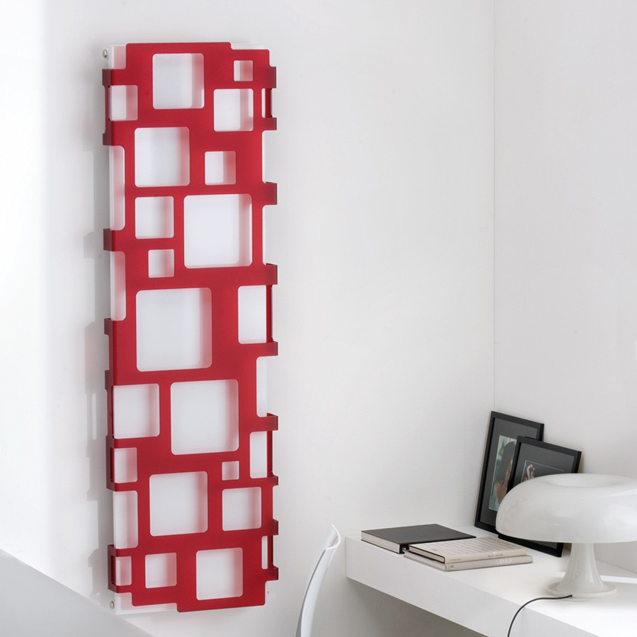 Designradiator Wall 25/122  <strong> Flere varianter</strong>