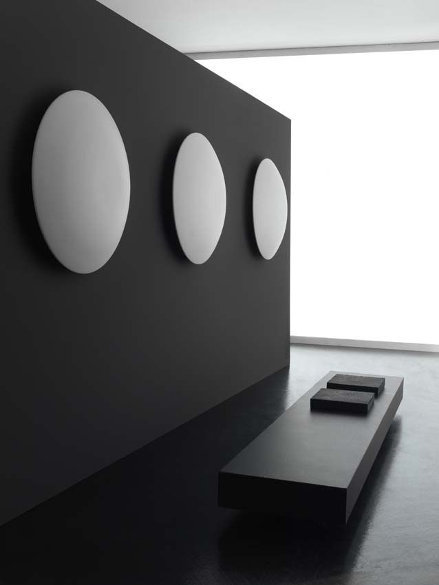 Design radiator The Moon